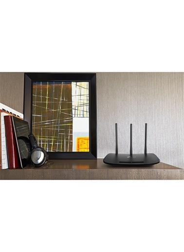 TL-WR940N 450 Mbps N Kablosuz 4 Portlu 3x5dBi Değiştirilebilir Antenli WPS Destekli Router-TP-LINK